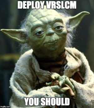 Follow Yoda's advice…